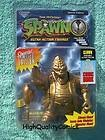 Todd Mcfarlanes Spawn Ultra Action Figure Gold Special Edition Clown W/comic! by Unknown