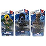 Disney Infinity: Heroes (2.0 Edition) Groot, Iron Fist & Ronan (2.0 Series) Guardians Of The Galaxy...