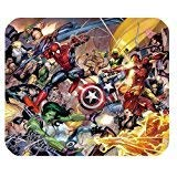 Marvel the Avengers 2 Age of Ultron Personalized Custom Gaming Mousepad Rectangle Mouse Mat / Pad...