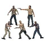 2 x McFarlane juegos juguetes de construcción - el Walking Dead TV Set de figuras 1