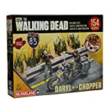McFarlane Toys Sets de edificios de The Walking Dead TV, Set de edificio de Daryl Dixon con...