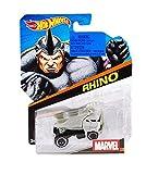 Hot Wheels 1:64 Marvel Character Rhino Die-Cast Car