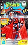 Spawn: Flying Cape has Swing-Open Action by Flying Cape has swing-open action