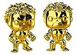 Funko Figure Pop Marvel Studios 10 Hulk, Gold Chrome