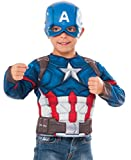 Marvel Captain America: Civil War Captain America Muscle ChestShirt