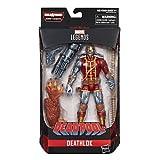 Marvel Legend Figura 6 Pulgadas Deathlok de Las pelicula Deadpool con Accesorios