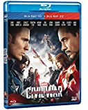 Capitan América: Civil War [Blu-ray]