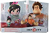 Disney Infinity - Toy Box Pack: Ralph el Demoledor & Vanellope - Standard Edition