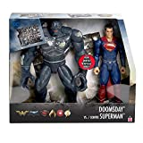 DC Comics Figura de Acción Justice League, Doomsday vs Superman