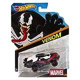 Hot Wheels, Marvel Character Car, Venom #6, 1:64 Scale by Dubblebla