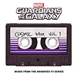Marvel's Guardians Of The Galaxy: Cosmic Mix Vol. 1 [Cassette] (Audio Cassette)