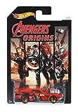 Mattel Hot Wheels Avengers - Cambiador de Noche 4/7