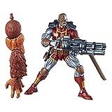 Marvel Figura de Acción Deathlok, Deadpool Legends, 6 Pulgadas