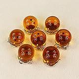 7estilo piezas en 1juego 2,5cm bolas de vidrio de Dragon Ball Z 7Estrellas Bolas de vidrio...