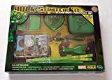 Marvel The Incredible Hulk Starter Kit - Game Boy Advance SP with Game Faces, Earphones, Charger,...