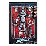 Marvel Figura Deadpool Uncanny X-Force Legends, 12 Pulgadas