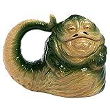 Vandor 55695star wars Jabba The Hutt sopa de cerámica en forma taza de café, 567gram,...