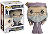 Funko Figura Coleccionable Pop Movies Harry Potter Dumbledore Wand