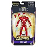 Avengers Figura Iron Man 6 Pulgadas Marvel Action Figure