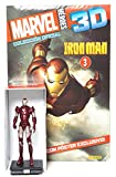 Marvel Superhéroes: Iron man. Vol. 3 (+ Figuras 3D)