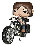 Funko Figura Walking Dead - Daryk en motocicleta