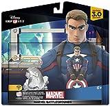 Disney Infinity - Marvel´s Battlegrounds Play Set: Figura Capitán América - Standard Edition