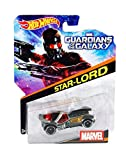 Hot Wheels, Marvel Guardians of the Galaxy Die-Cast Car, Star Lord #11, 1:64 Scale by Hot Wheels