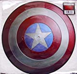 Marvel's Music from Captain America (Vinyl)
