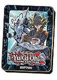 Yu-Gi-Oh! TCG: Mega Tin 2018 Yusei (3 Sobres y 5 Cartas Promo)