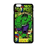 FEEL.Q- Marvel Avengers Superhero The Incredible Hulk Protective Case for iPhone 6 / 6S TPU Rubber...