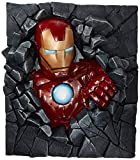 Rubie'S Marvel Universe - Disyuntor de Pared, Iron Man, Multi Color, Una Talla, 1