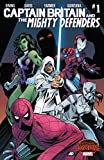 Captain Britain and the Mighty Defenders (2015) #1 (of 2) (English Edition)