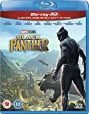 Black Panther [Blu-ray 3D + Blu-ray]