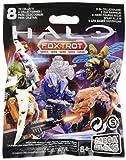 Mega Bloks Halo - Figuras de Acción Foxtrot, serie Charlie, surtido, 1 unidad (CNC84)