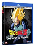 Dragon Ball Z: Android Assault / Bojack Unbound [Blu-ray] [Importado]
