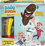 Mattel Games - Bao Boom, Atrapa la Caca, Juego de mesa infantil (FWW30), versiones surtidas