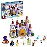 Disney Princess Celebracin Invernal en el Castillo, Juguete de La Bella y la Bestiapara Nios de...