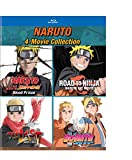 Naruto: 4-Movie Collection (BD) [Blu-ray]