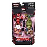 Marvel Figura Deadpool 4 Legends, 6 Pulgadas