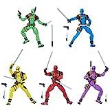 Marvel Legends Deadpools Rainbow Squad 5-Pack