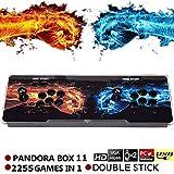 SeeKool Pandora 11 Juegos clsicos Consola de Videojuegos, 2255 in 1 Multijugador Arcade Game...