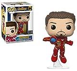 Funko Pop! Avengers Infinity War: Iron Man Unmasked - FYE Exclusive