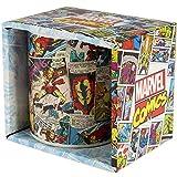 Marvel Comics Iron Man - Taza, diseo de cmic de Iron Man
