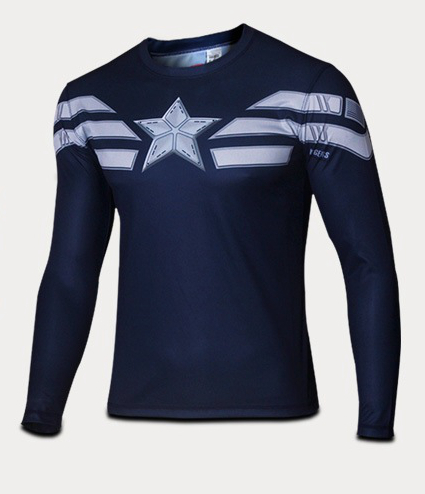 Camisetas del Capitán América