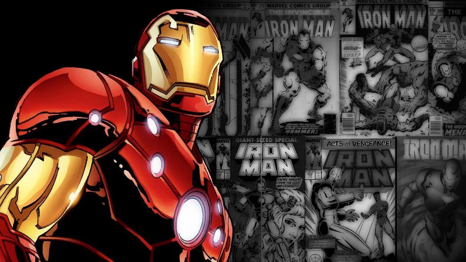 Artículos de Iron Man