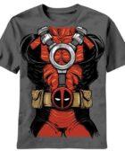 Camisetas de Deadpool