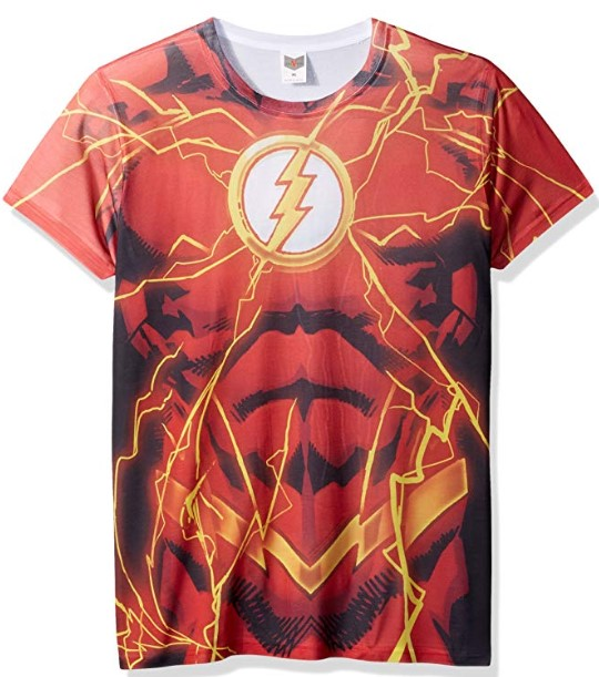 Camisetas de Flash