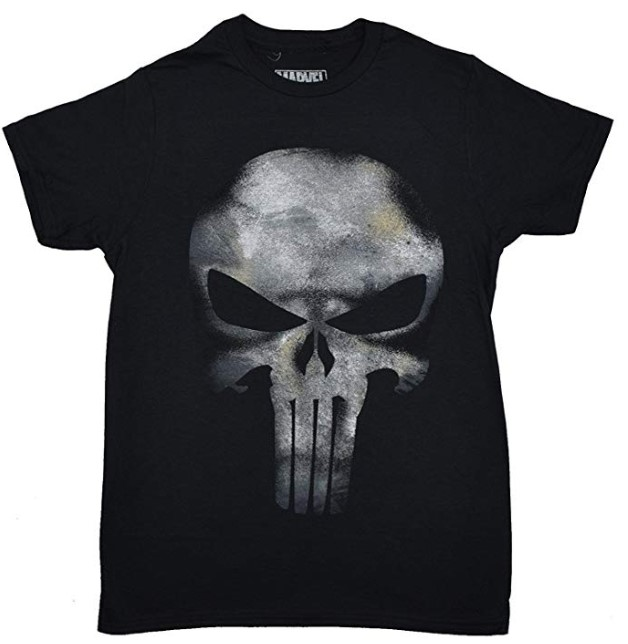 Camisetas de Punisher