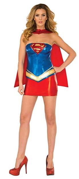 Disfraces de Supergirl