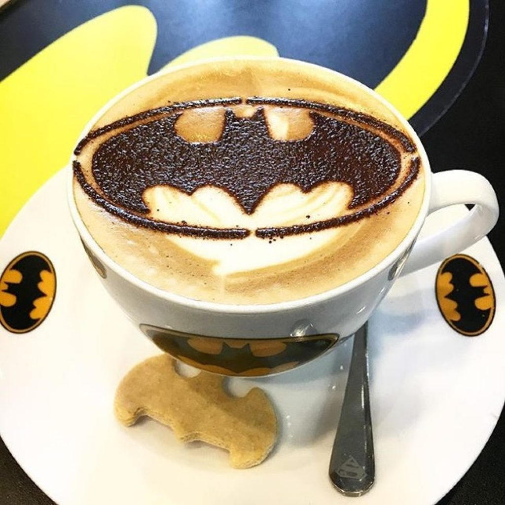 Mejores tazas para café de Superhéroes